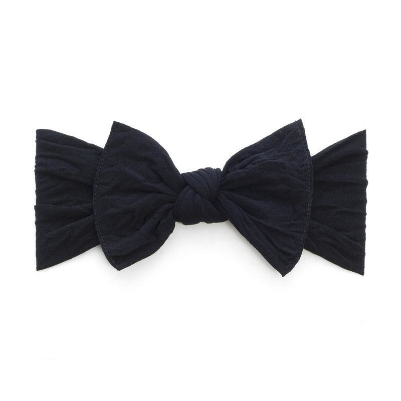 Baby Bling Bows Knot - Black