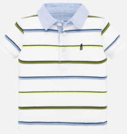 Mayoral Polo Shirt Baby Boy - Jungle 9 Months
