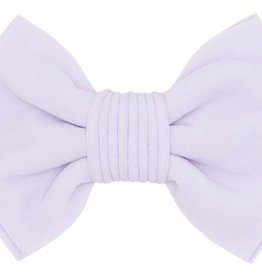 Baby Bling Bows Classic Clip - Thistle