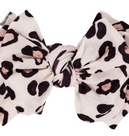 Baby Bling Bows Printed Fab : Wildcat