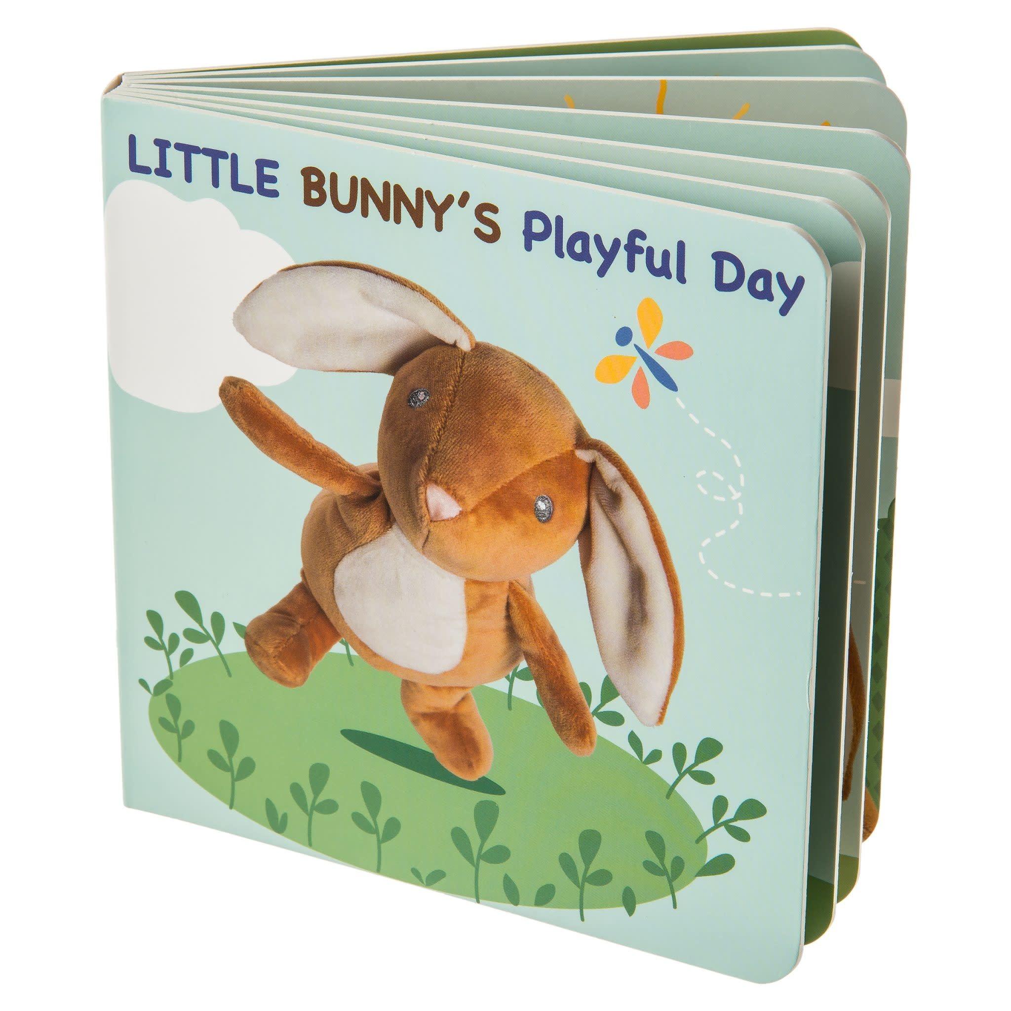 Mary Meyer Leika Little Bunny Book