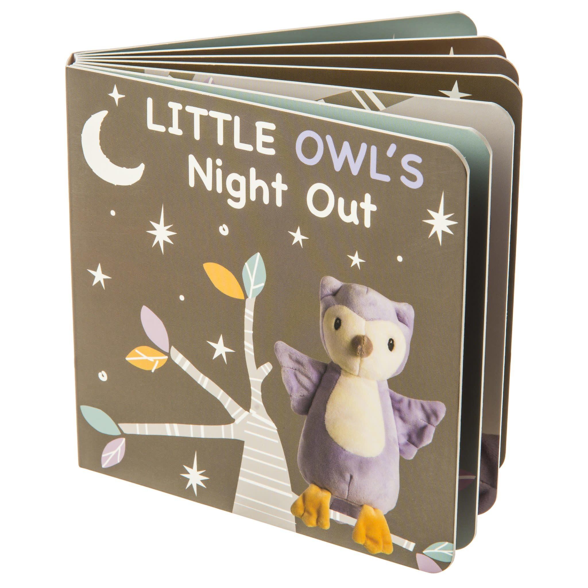 Mary Meyer Leika Little Owl Book