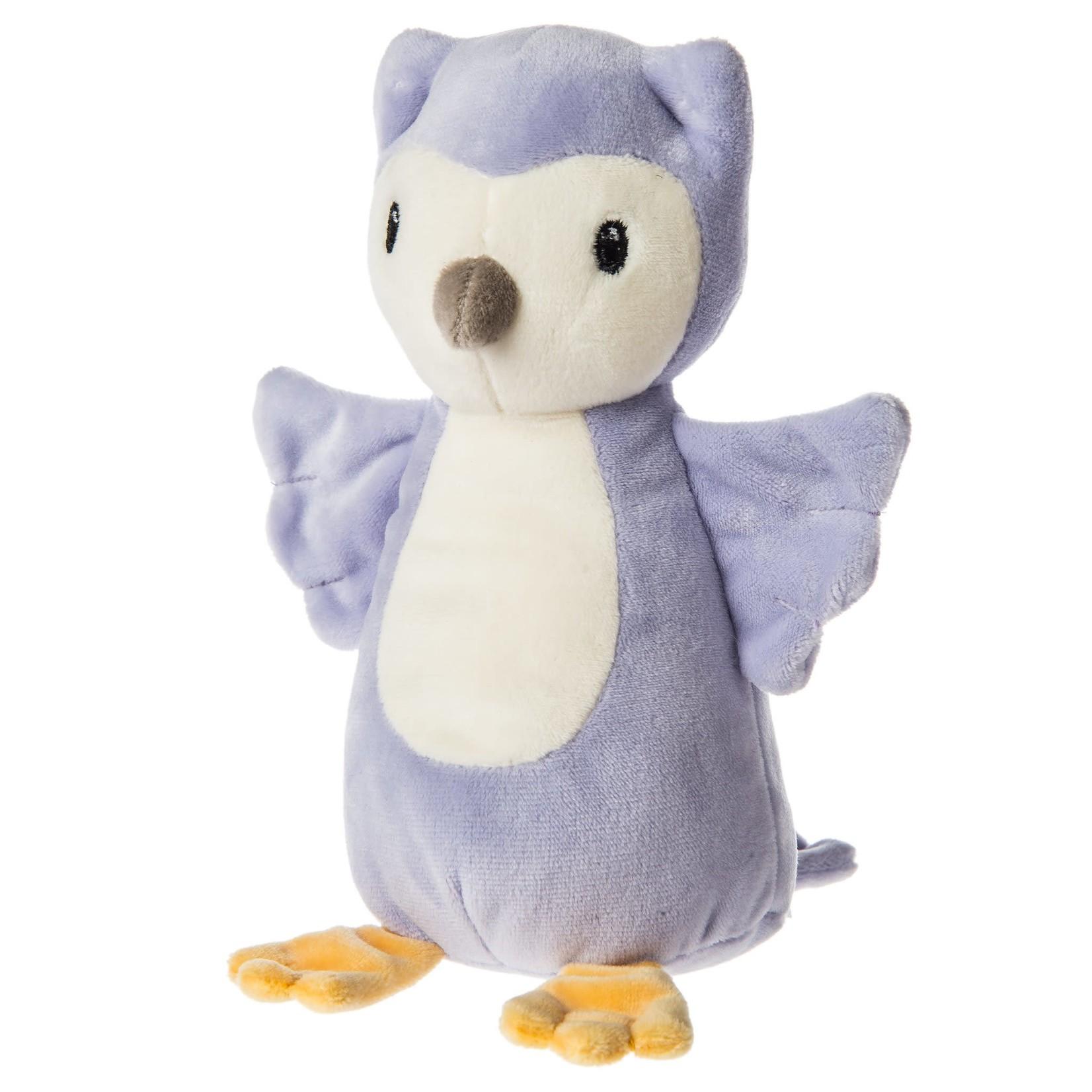 Mary Meyer Leika Little Owl Soft Toy