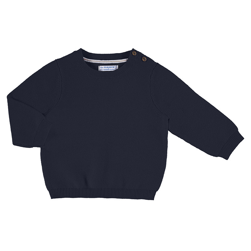 Mayoral Baby Boy Navy Sweater