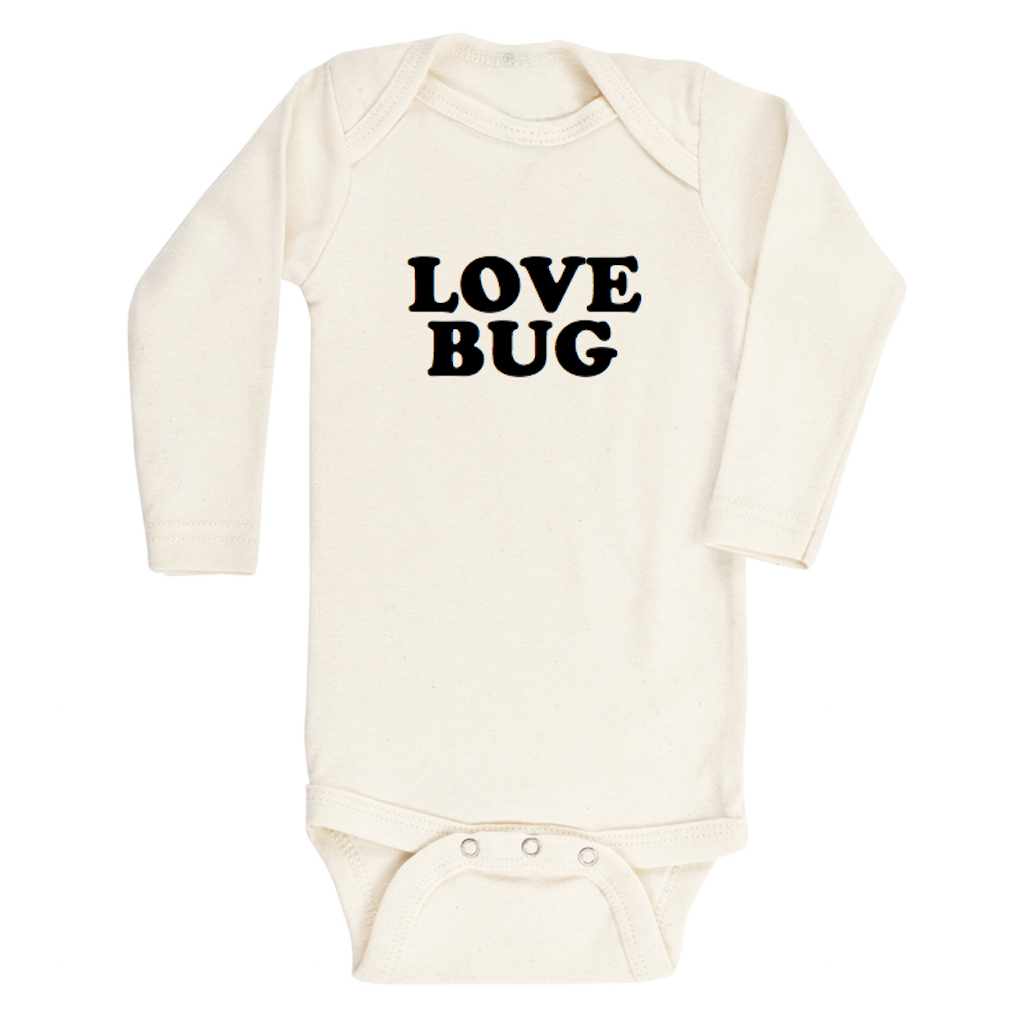 Tenth & Pine Love Bug LS Bodysuit
