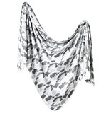Copper Pearl Knit Blanket - Gunnar