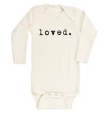 Tenth & Pine Loved LS Bodysuit