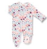 Magnetic Me Mayfair Organic Cotton Magntic Footie