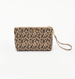 Freshly Picked Zip Pouch Leopard