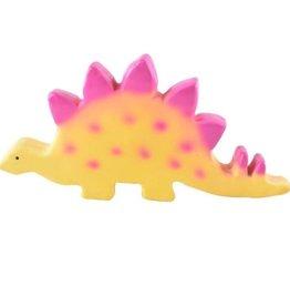 Tikiri Toys Baby Stegosaurus (Stego) Rubber Toy