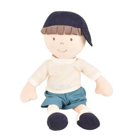 Tikiri Toys Jasper - Boy Doll in Blue Shorts
