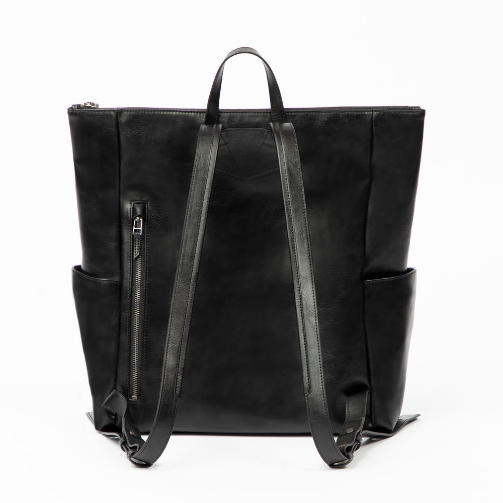 Freshly Picked Minimal Backpack Onyx