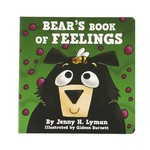Lazy One Bear's Book of Feelings