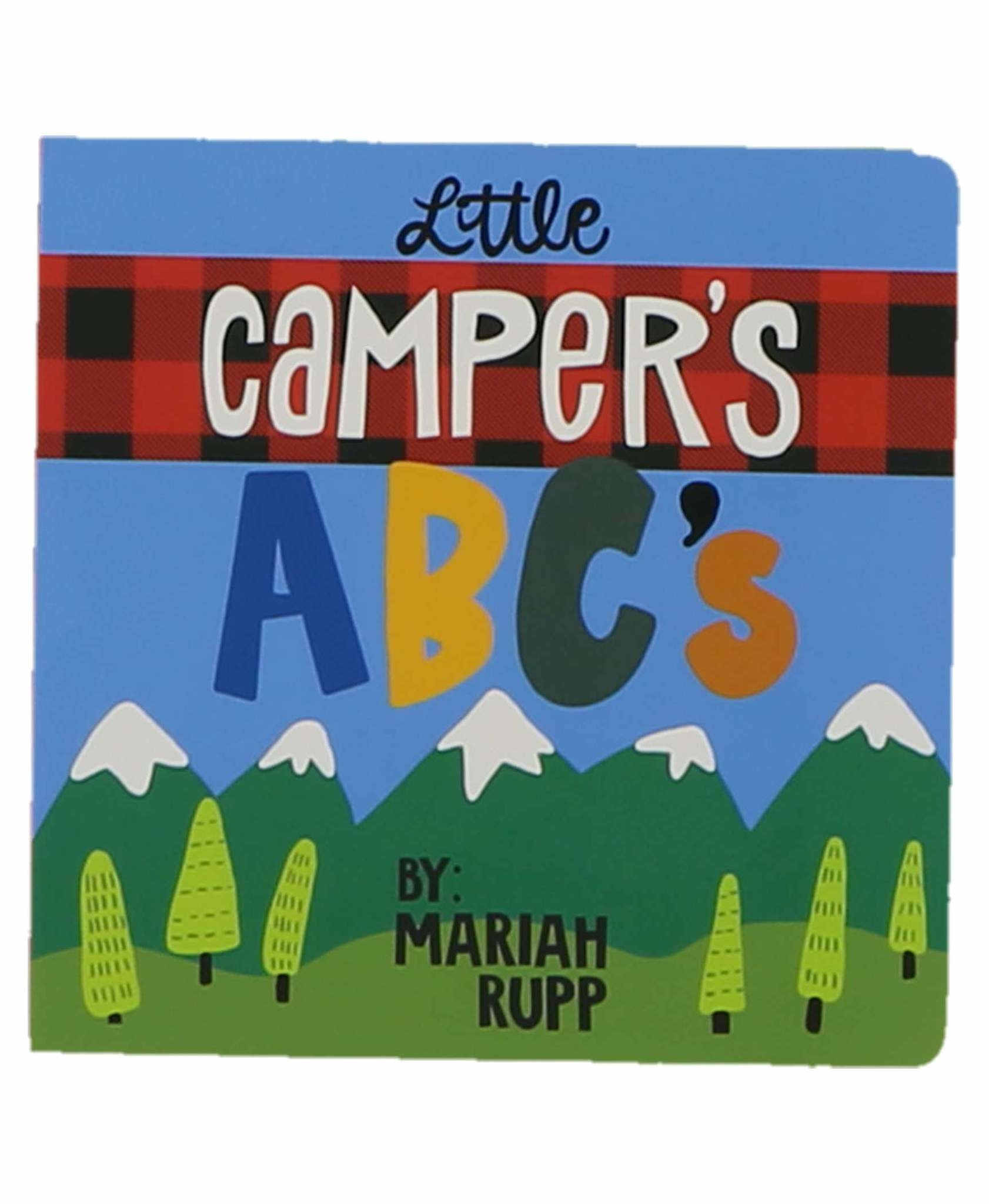 Lazy One Little Camper's Book of ABC's