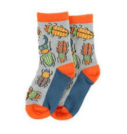 Lazy One Kids Socks - Bugs