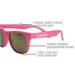 RuffleButts Sunglasses - Candy Pink