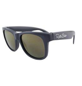 RuffleButts Sunglasses - Navy