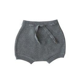 Mebie Baby Knit Bloomers Grey