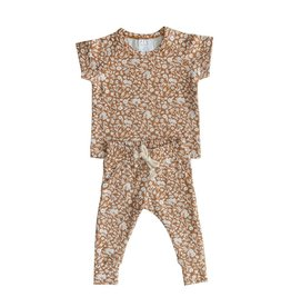 Mebie Baby Two-piece Pocket Set - Floral