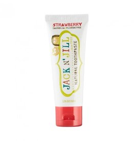 Jack N' Jill Natural Care Strawberry Toothpaste