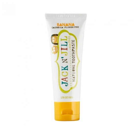 Jack N' Jill Natural Care Banana Toothpaste