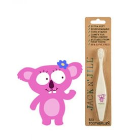Jack N' Jill Natural Care Koala Biodegradable Toothbrush