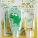 Jack N' Jill Natural Care Hand Sanitizer Dino - Alcohol Free. 2 x 0.98oz