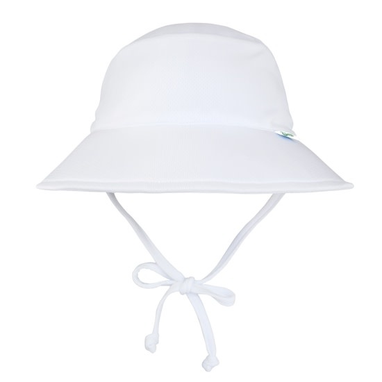 Green Sprouts, Inc. Breathable Bucket Sun Protection Hat- White