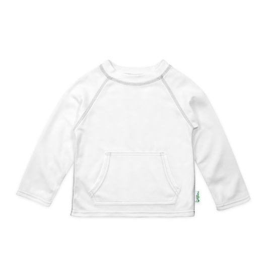 Green Sprouts, Inc. Breathable Sun Protection Shirt - White