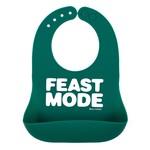 Bella Tunno Wonder Bib, Feast Mode
