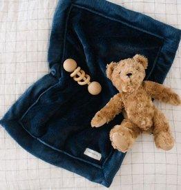 Saranoni Mini Blanket (15'' x 20'') Navy Lush