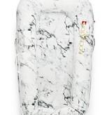 DockATot Deluxe+ Dock - Carrara Marble