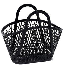 Sun Jellies Betty Basket - Black
