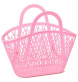 Sun Jellies Betty Basket - Bubblegum