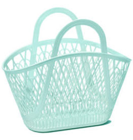Sun Jellies Betty Basket - Mint