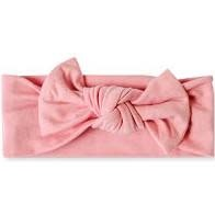 Little Sleepies Bubblegum  Bow Headband