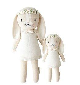 "Cuddle and Kind Hannah the bunny (Ivory) regular 20"""