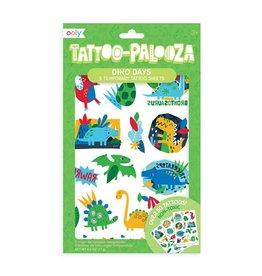 Ooly Tattoo Palooza Temporary Tattoo: Dino Days