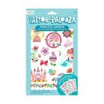Ooly Tattoo Palooza Temporary Glitter Tattoo: Princess Garden