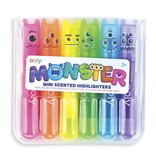 Ooly Mini Monster Scented Highlighter Markers