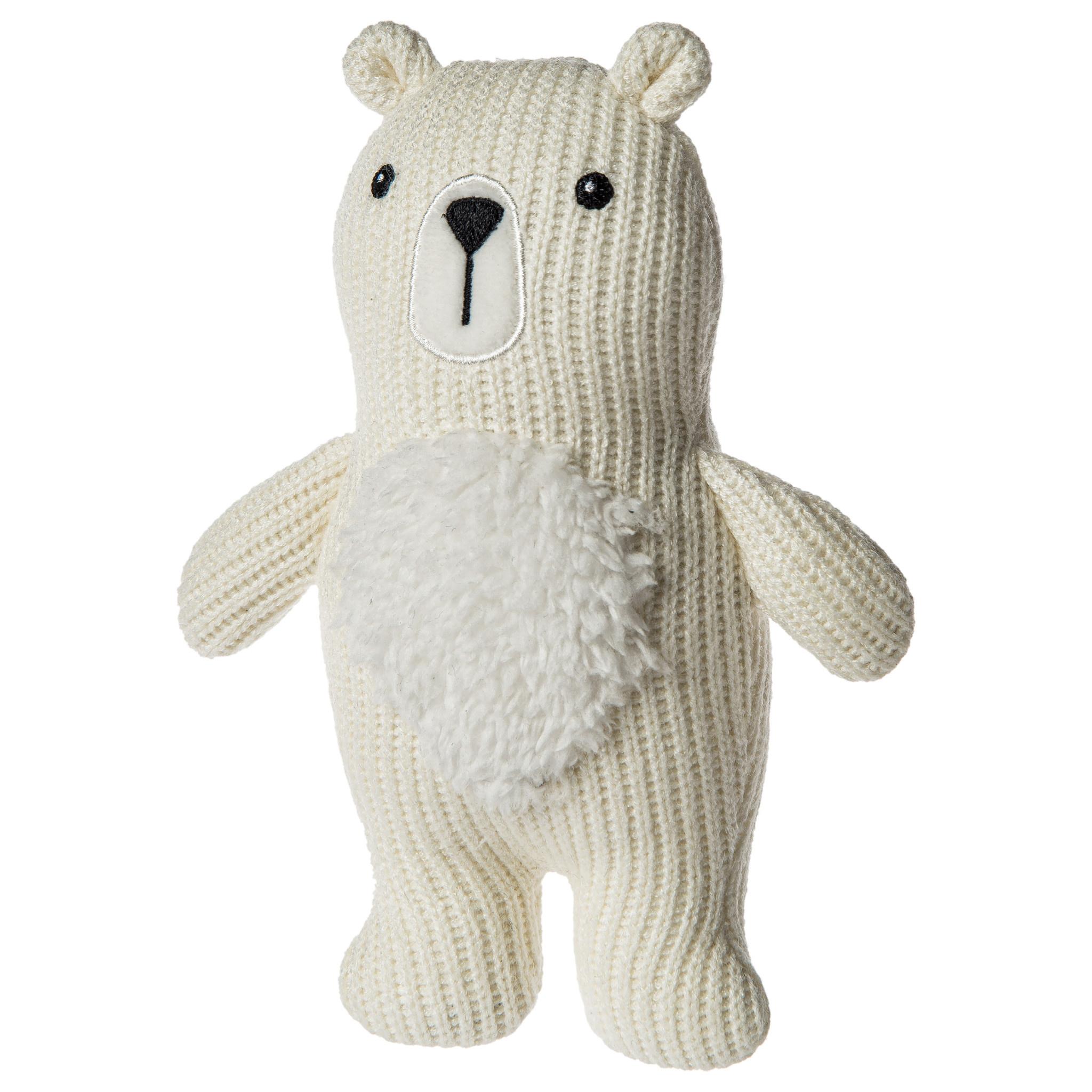 Mary Meyer Knitted Nursery Bear