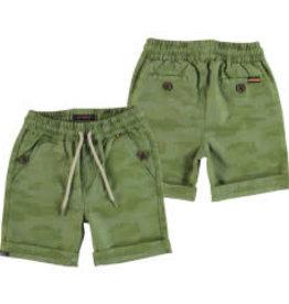Mayoral Bermuda Boy Shorts - Sporty Jungle 3T