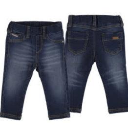 Mayoral Basic Denim Jeans Baby Girl 12 Months