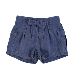 Mayoral Baby Girls Indigo Shorts
