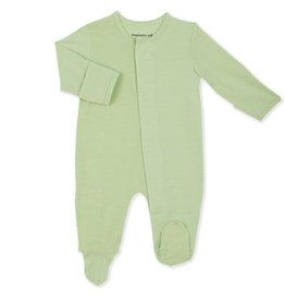 Magnetic Me Pastel Green Solid Modal Magnetic Footie