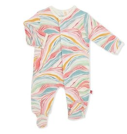Magnetic Me Twirls & Swirls Modal Magnetic Footie