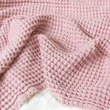 Cloud Blanket - Blush Pink
