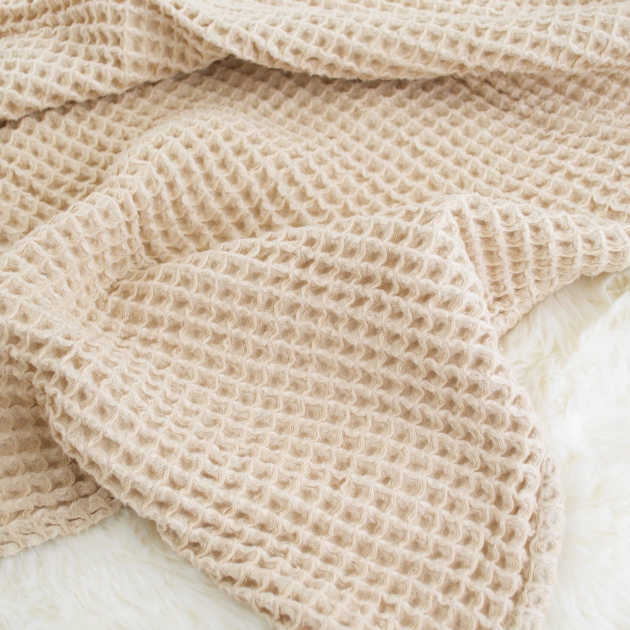 Cloud Blanket - Sand