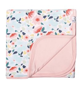 Copper Pearl Three-Layer Stretch Quilt - Leilani