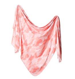 Copper Pearl Knit Blanket - Remi